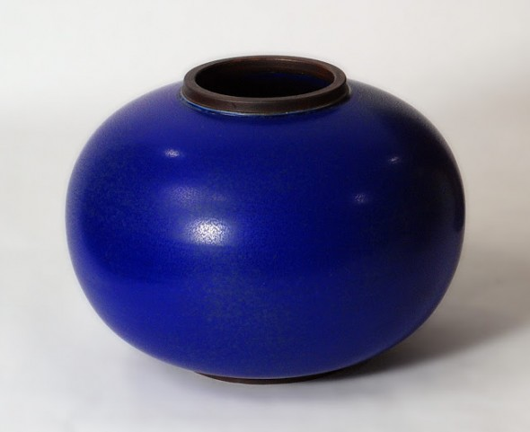 I Dream Of….A Matte Blue Glaze!