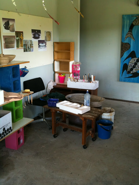 Setting Up A Pottery Studio: The Beginning
