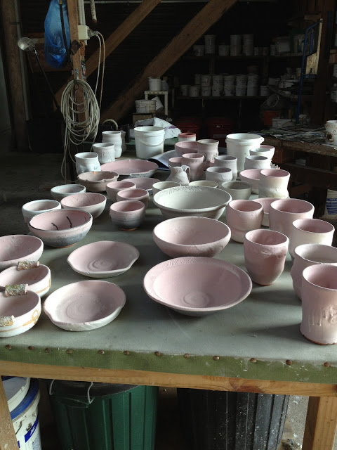 Fire Me Up! The Latest Firing Of My Fibre-lined Gas Kiln