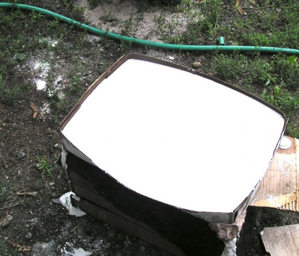 Making a Plaster Drying Block