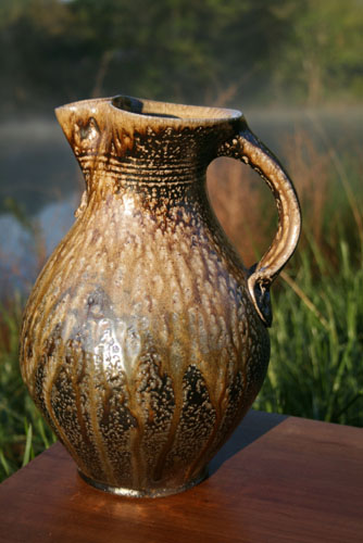 Mark Hewitt's Pottery