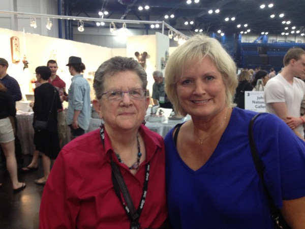 Cynthia Bringle & Marian Williams