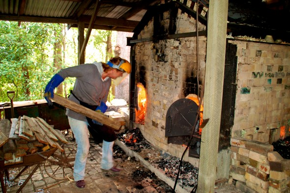 Woodfiring at Murwillumbah!!