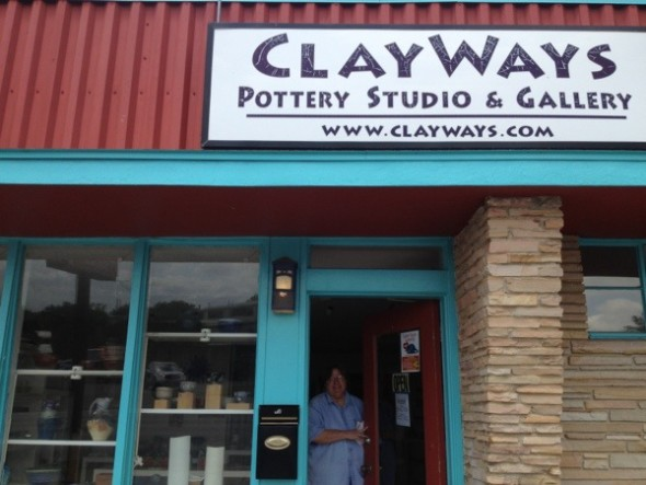 A Visit to Clayways in Austin, Texas AND A Problem Solved!  Thanks!
