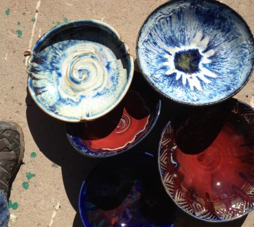Raku and Refiring Pottery:  Is It Worth It?!