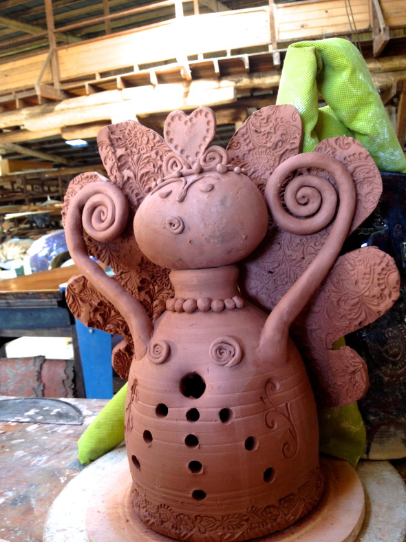 Clay Angels – They are fired!