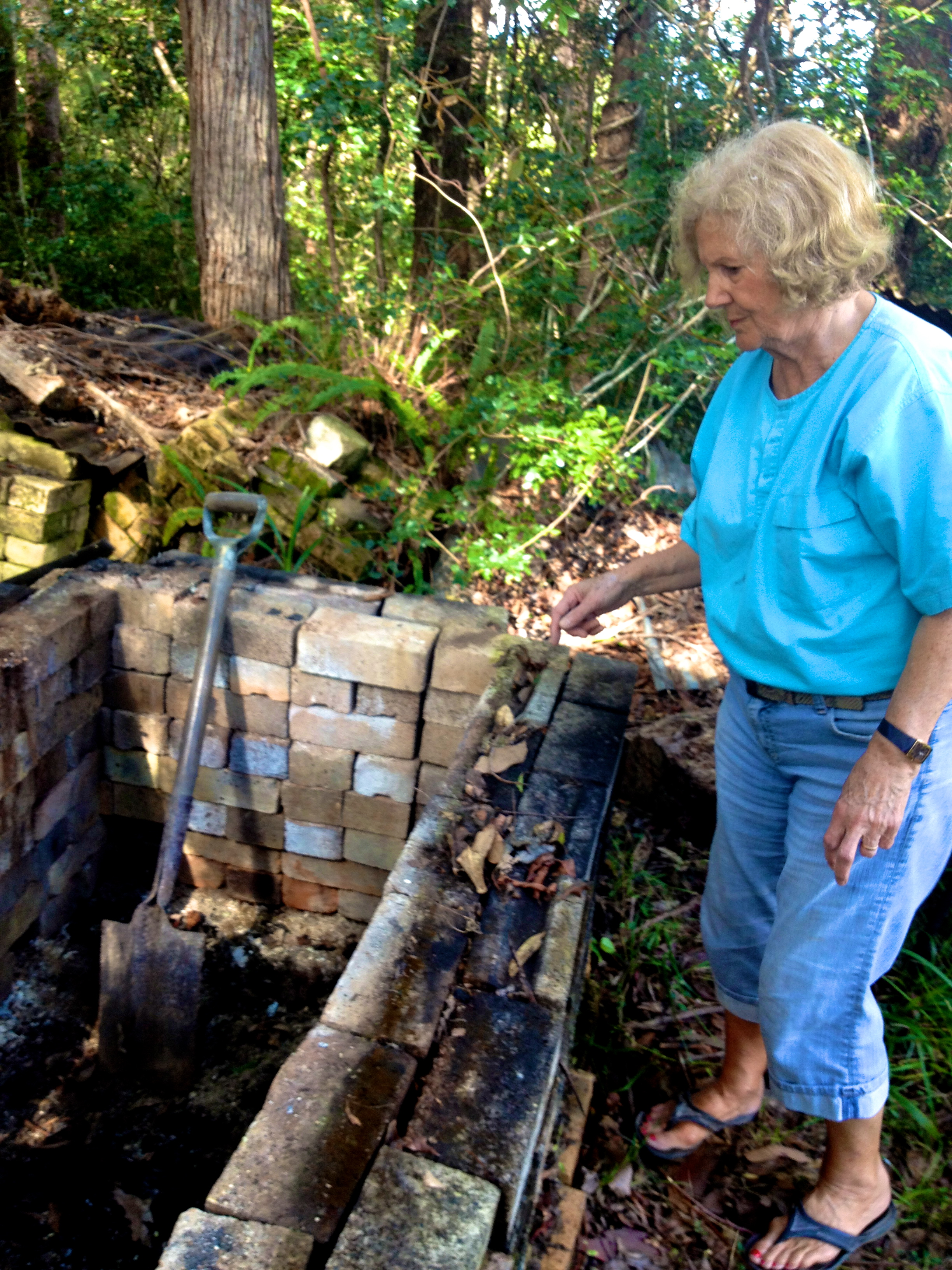 Pit Firing Step By Step Instructions Marian Williams