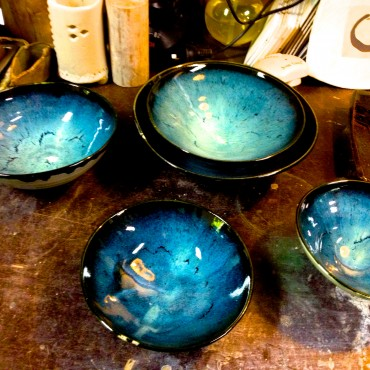 These glazes are so decadent!
