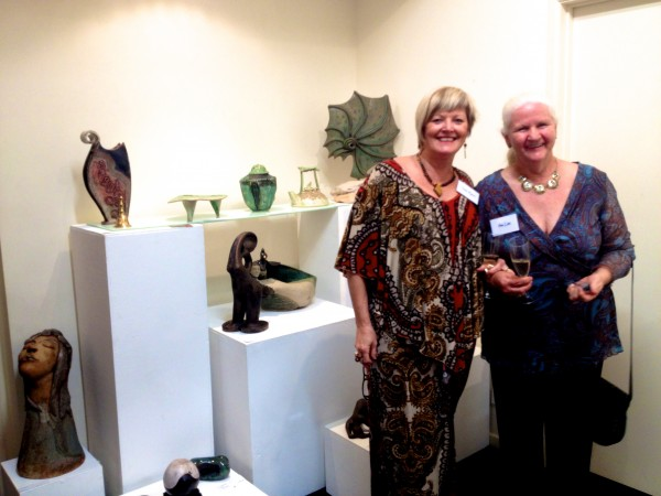 Claire Byrne and Ann Lee, Potters/Sculptures