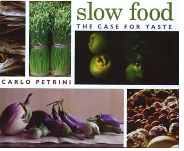 Slow Food On Slow Pottery