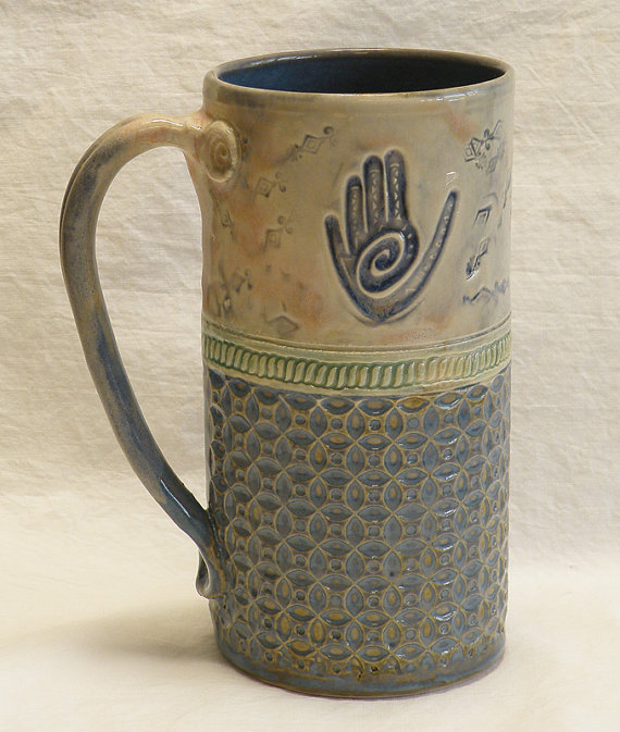 Pottery creation ideas and inspirations for 2014 marian for Handmade mug designs