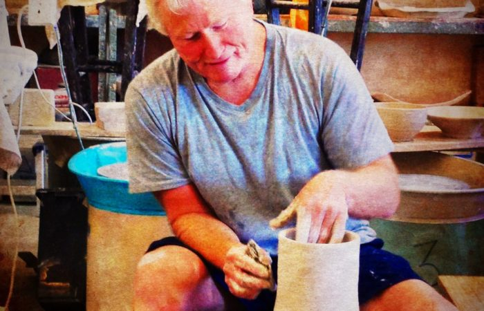 How To Make A Living From Your Ceramics:  Malcolm Greenwood Workshop