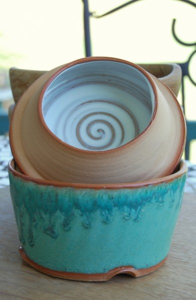 French Butter Keeper - Page Pottery