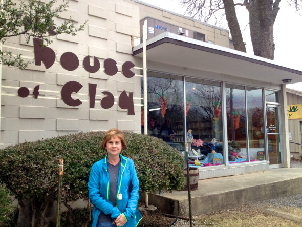 The House of Clay in Oklahoma City, Oklahoma: Like Going Home!