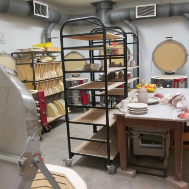Pottery Studio at Baylor University