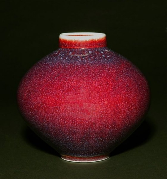 Copper Red Glazes - Oxidation-Tom Turner
