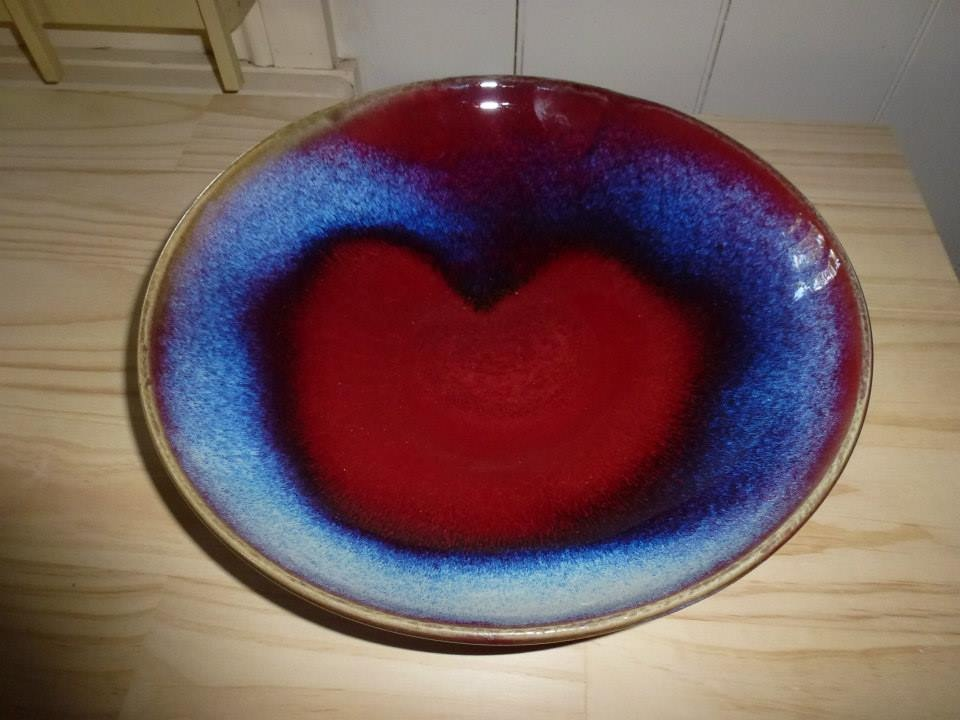 Copper Red Glazes Firing Results Marian Williams