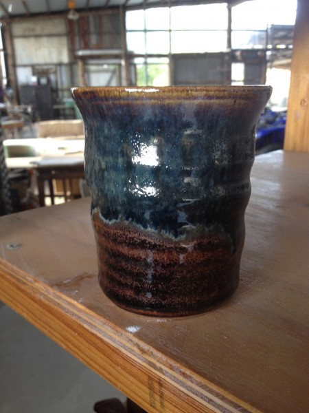 firing results-gas reduction kiln-cone 10-high fire glazes-tenmoku