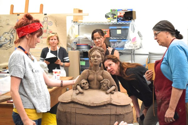 San Miguel de Allende, Figurative Sculpture Workshop