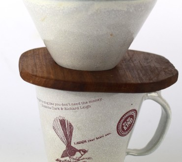 How To Make Coffee With A  Ceramic Pour Over – Video