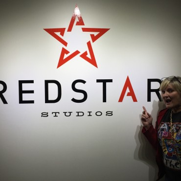 Redstar Studios in Kansas City is the most state-of-the-art studio I