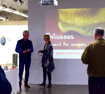 Siliceous Award 2016:  Ceramic Arts Queensland
