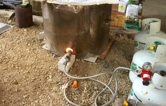 How To Make A Raku Kiln Out Of An Old Electric Kiln
