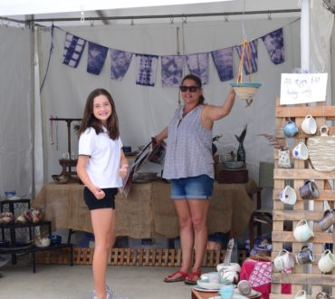 Beer And Charity – Always Pulls A Crowd! Best Market Stall EVER!