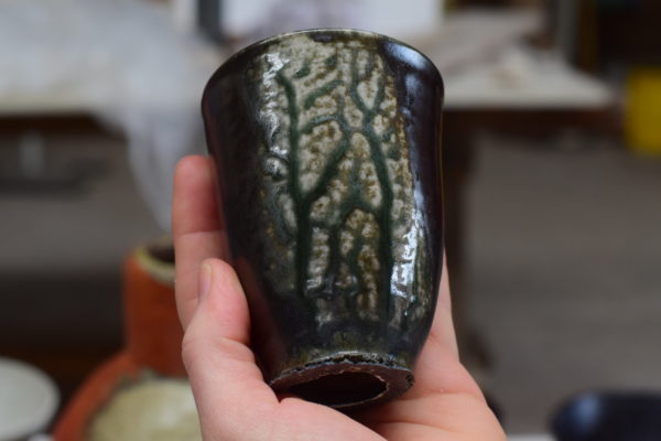 malcolm greenwood workshop, marian williams pottery