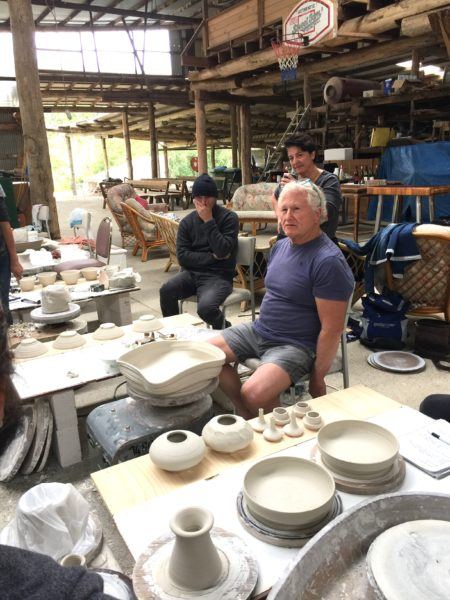 malcolm greenwood workshop, marian williams pottery,